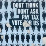 Ära mõtle, ära küsi, maksa makse ja vali meid!